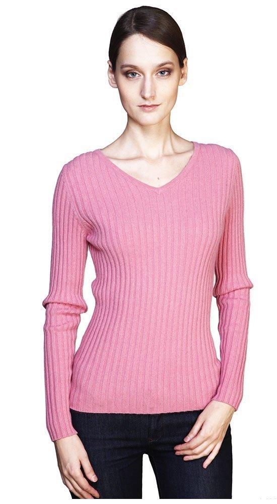 Женская кофта из кашемира с длинным рукавомКофты<br><br><br>Размер: 42, 44<br>Материал: кашемир<br>Цвет: Розовый<br>Сезон: Демисезон, Весна<br>Длина: Короткая<br>Артикул: 00314