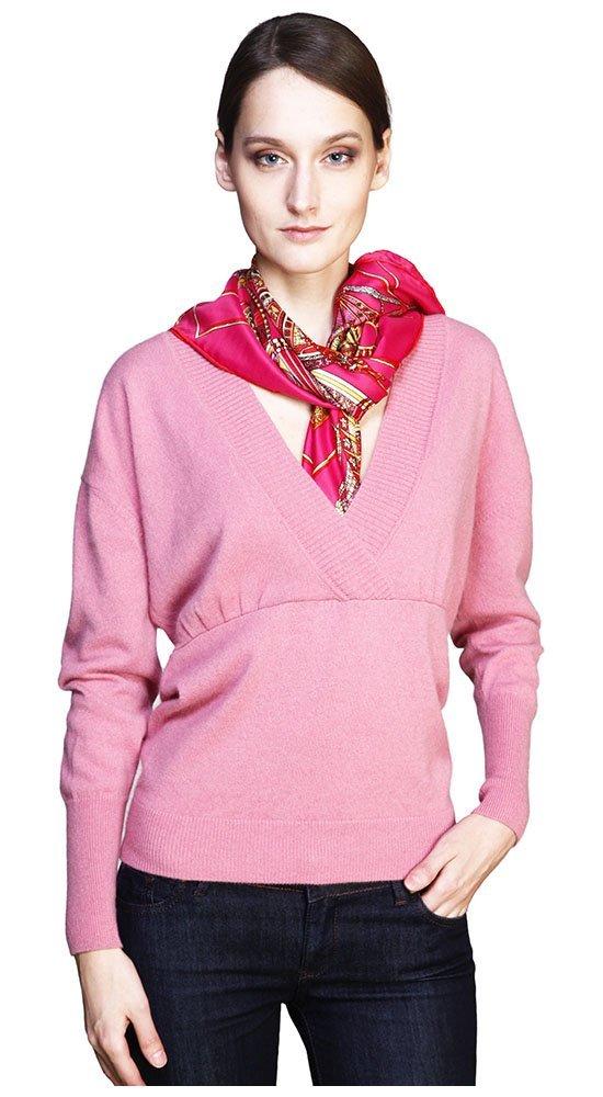 Розовая кофта из кашемираКофты<br><br><br>Размер: 42, 44<br>Материал: кашемир<br>Цвет: Розовый<br>Сезон: Демисезон, Весна<br>Длина: Короткая<br>Артикул: 00315