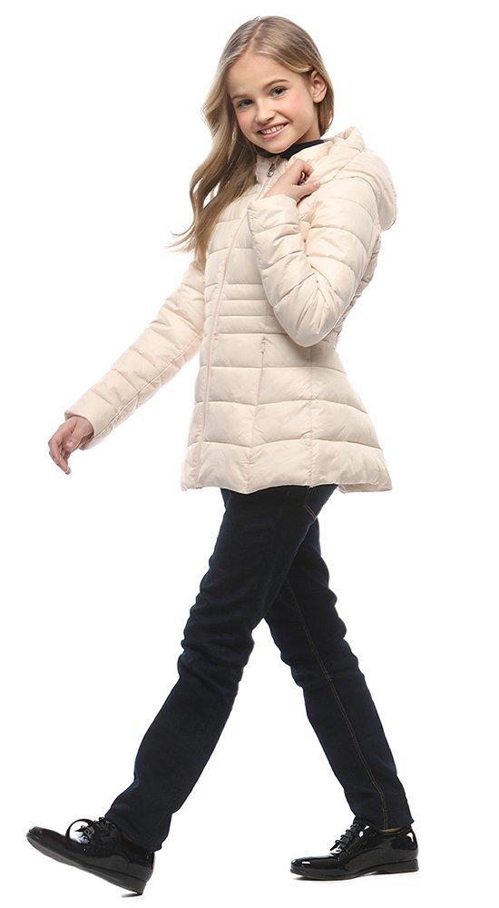 Детская куртка с капюшоном CONSO 2017Куртки<br><br><br>Размер: 116-122, 128-134, 140-146, 152-158<br>Материал: Плащевая ткань<br>Цвет: Молочный<br>Сезон: Демисезон<br>Длина: Короткая<br>Артикул: SG170206