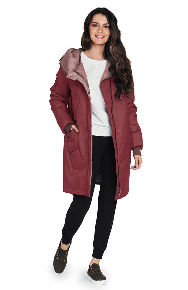 Черная утепленная куртка больших размеров РафаэлаКуртки<br><br><br>Размер: 42, 44, 48<br>Материал: Файбертек<br>Цвет: Чёрный<br>Сезон: Демисезон, Осень, Зима<br>Длина: Длинная<br>Артикул: 1718