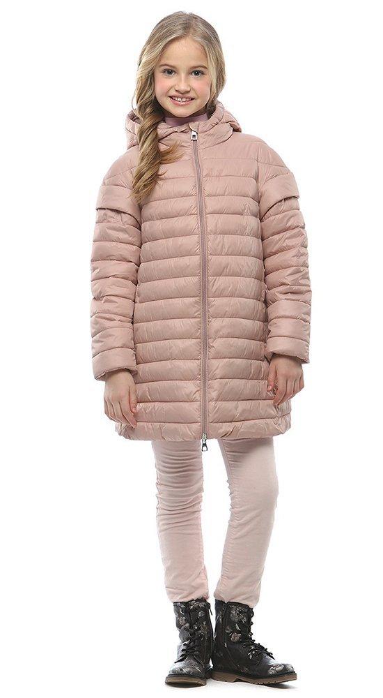Весенняя детская курткаКуртки<br><br><br>Размер: 116-122, 128-134, 140-146, 152-158<br>Материал: Био-пух<br>Цвет: Бежевый<br>Сезон: Демисезон<br>Длина: Средняя<br>Артикул: SG170211