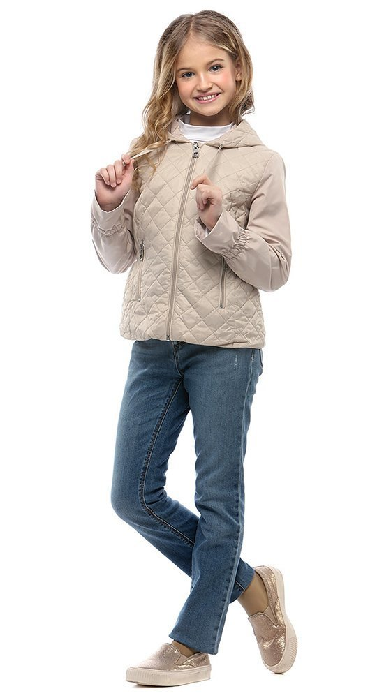Легкая куртка для девочек CONSO Sg170203